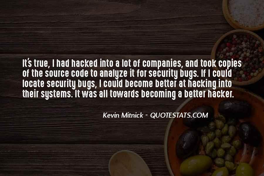 Quotes About Security Systems #990535