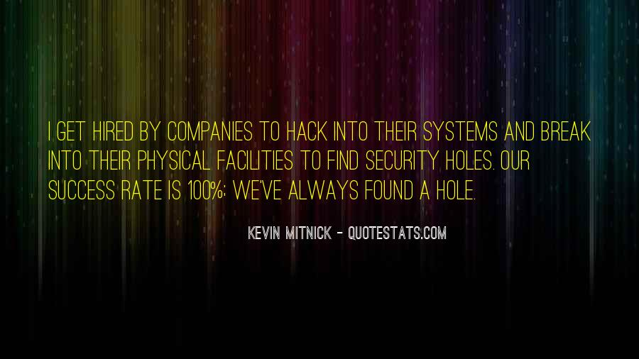Quotes About Security Systems #998832