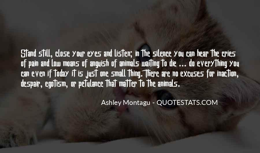 Quotes About Pain In Your Eyes #1874820