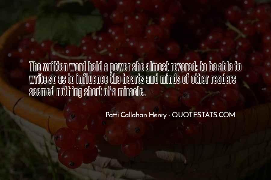 Quotes About Fruit Flies #351974