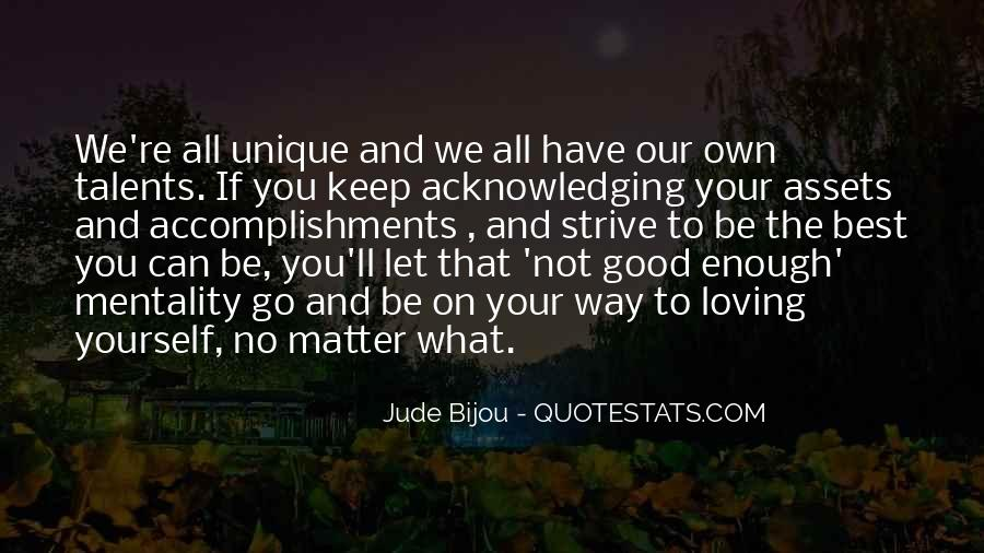 Quotes About Loving Enough To Let Go #402094