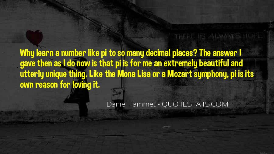 Quotes About The Mona Lisa #1029737