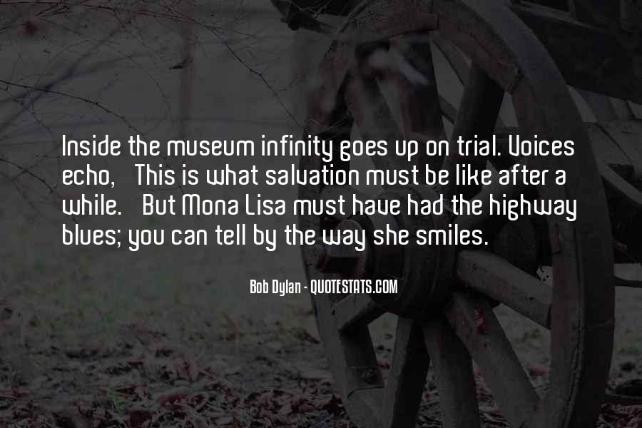 Quotes About The Mona Lisa #1752626