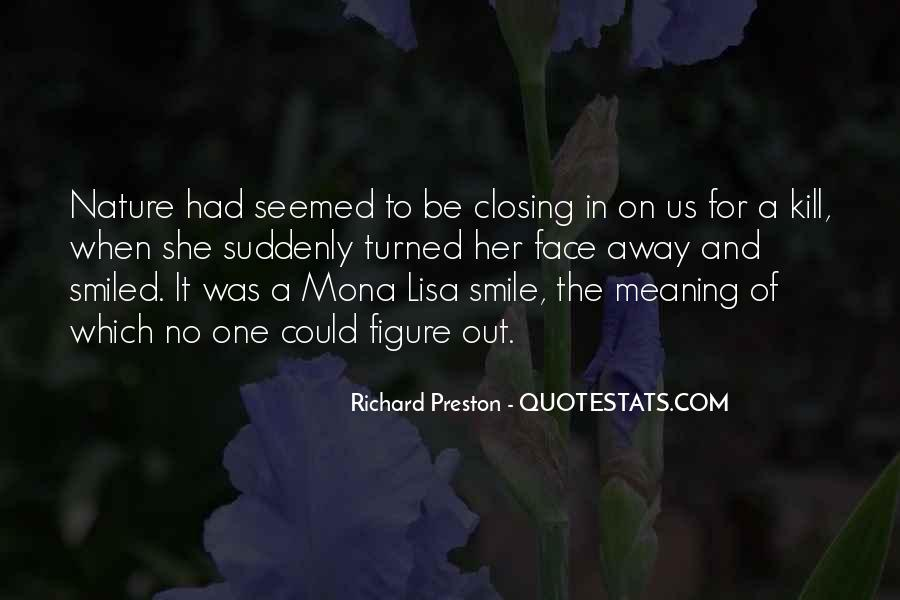 Quotes About The Mona Lisa #1776512