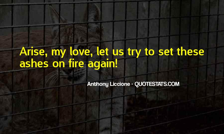 Quotes About Chance And Love #121058