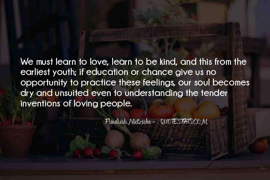 Quotes About Chance And Love #183299