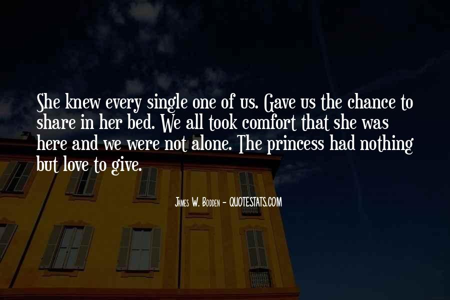 Quotes About Chance And Love #279199