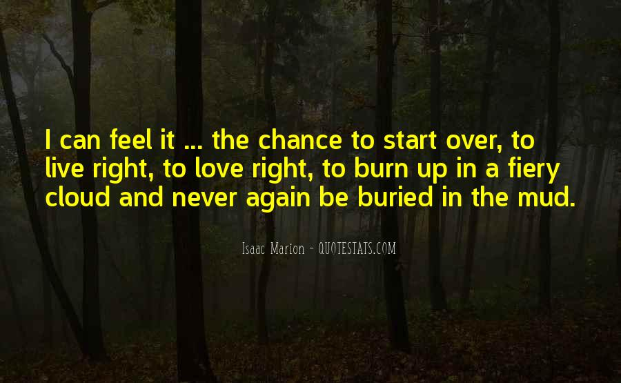 Quotes About Chance And Love #350102