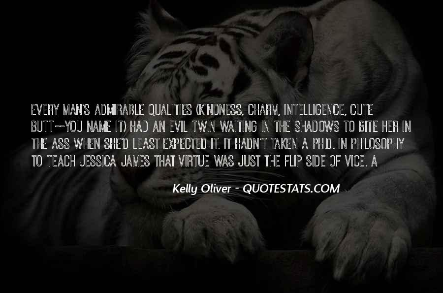 Quotes About Admirable Qualities #1679836