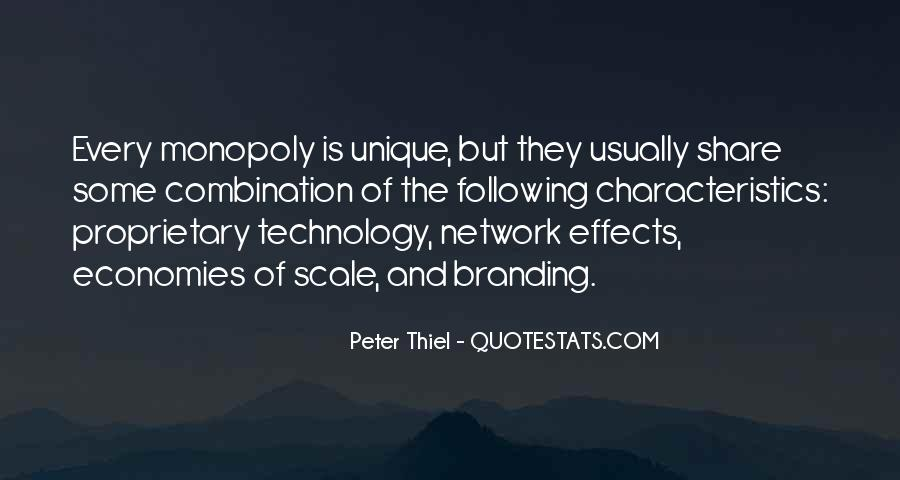 Quotes About Effects Of Technology #22545