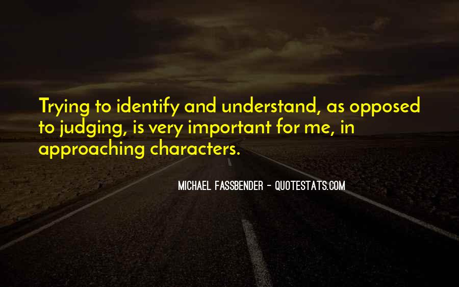 Quotes About Judging One's Character #1146402