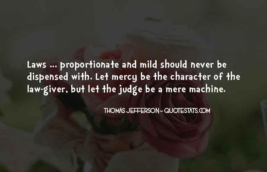 Quotes About Judging One's Character #13557