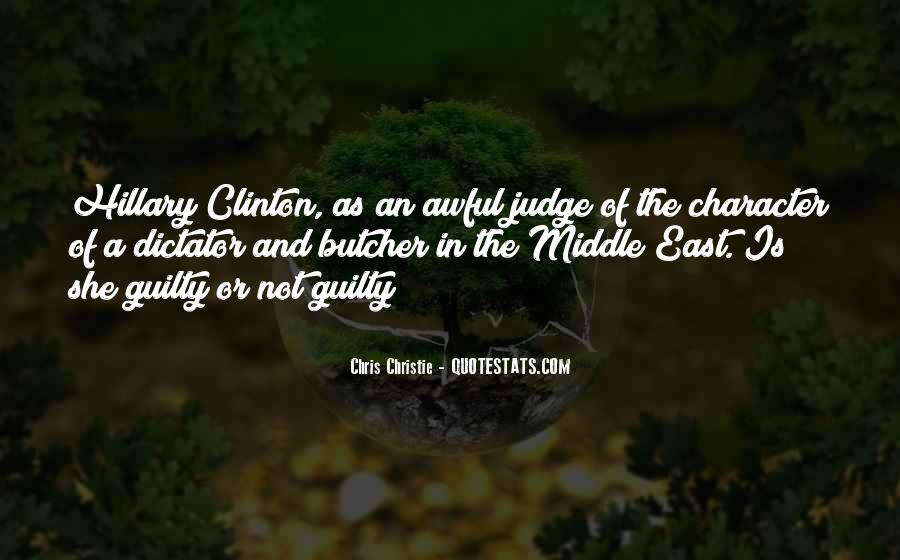 Quotes About Judging One's Character #863819