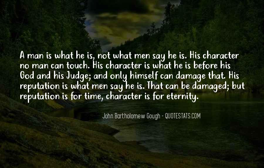 Quotes About Judging One's Character #989647