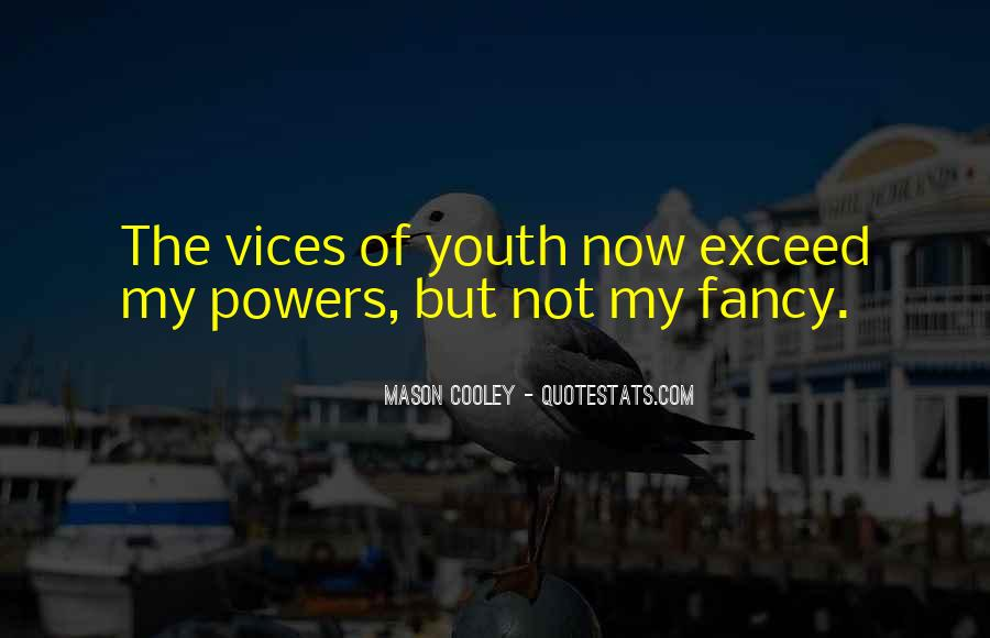 Quotes About The Youth #28025