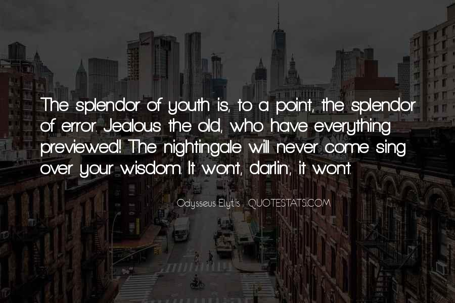 Quotes About The Youth #54962