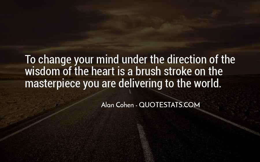 Quotes About Change Your Mind #101951