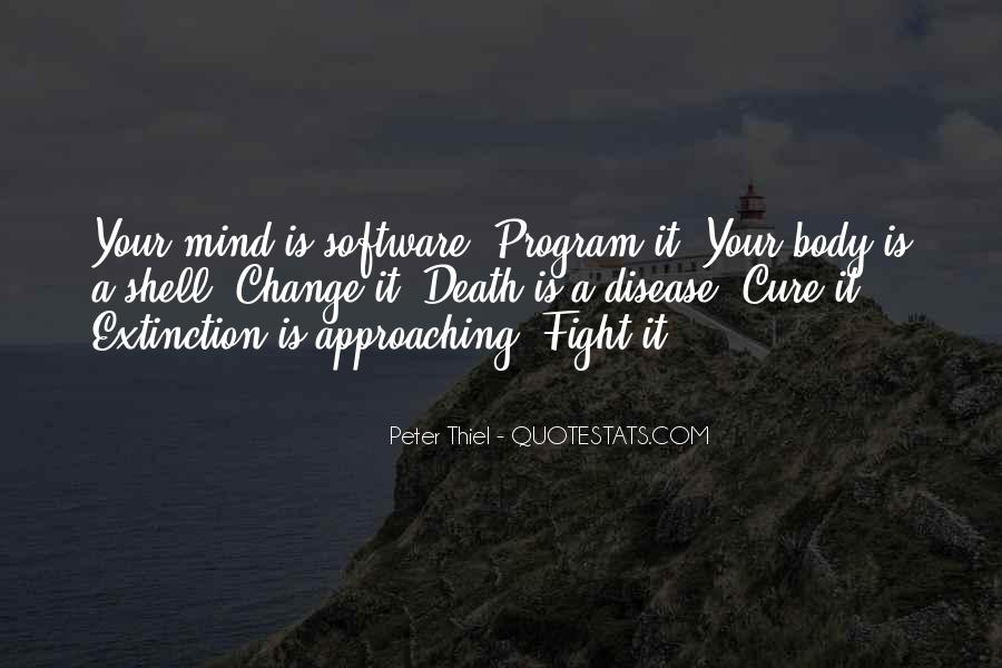 Quotes About Change Your Mind #170275