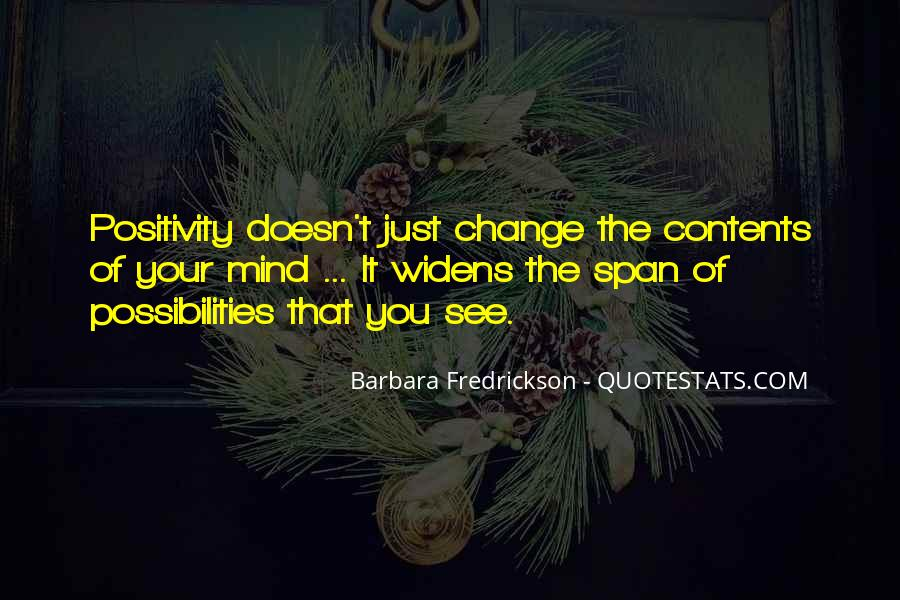 Quotes About Change Your Mind #395106