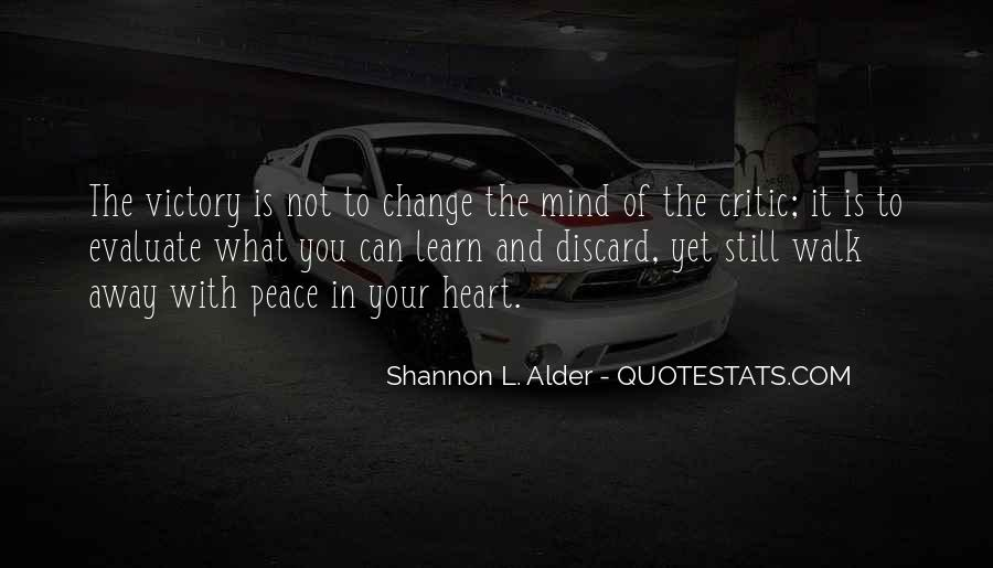 Quotes About Change Your Mind #410009