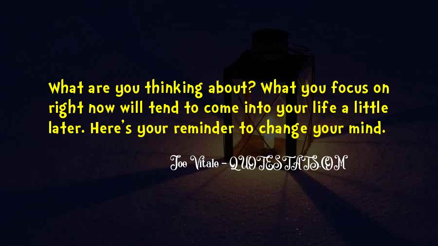 Quotes About Change Your Mind #451980