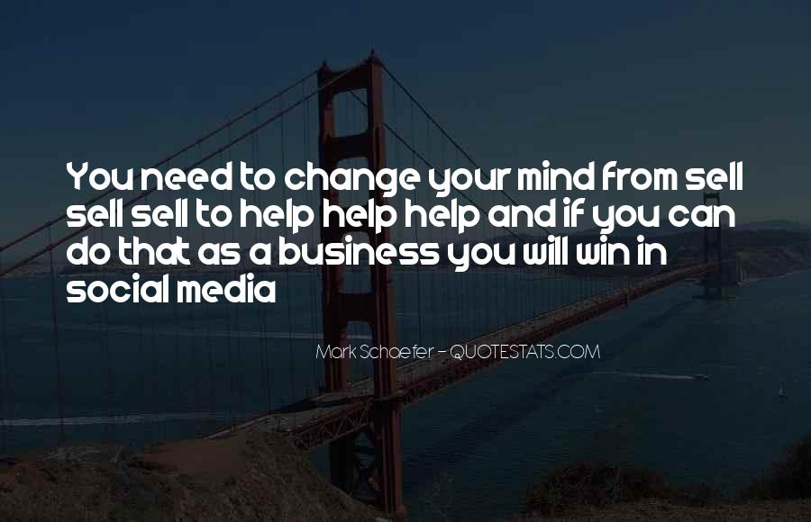 Quotes About Change Your Mind #83319