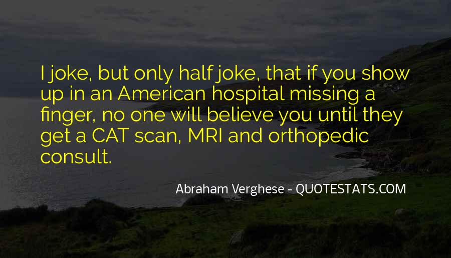 Quotes About Mri #45529