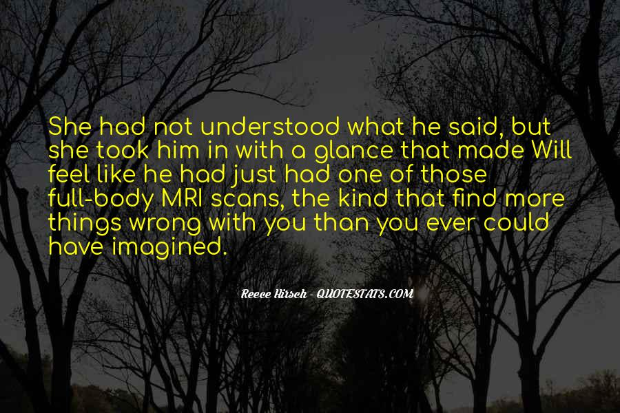 Quotes About Mri #931953