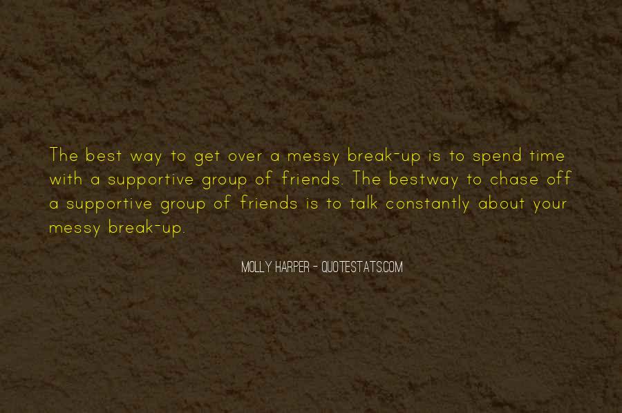 Quotes About Break Up But Still Friends #143437