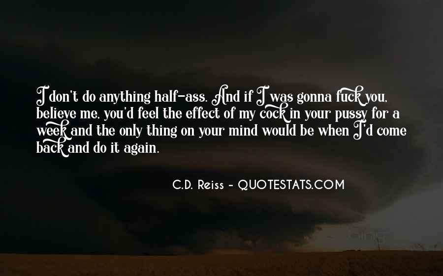 Quotes About Your On My Mind #302975
