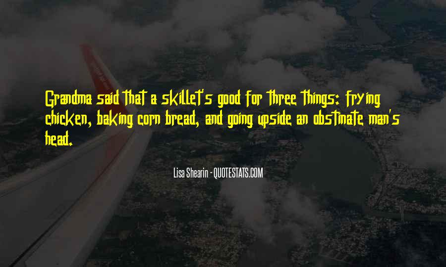 Quotes About Baking With Grandma #588897