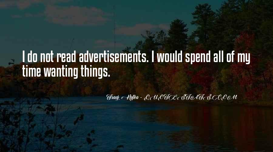 Quotes About Someone Not Wanting To Spend Time With You #379040
