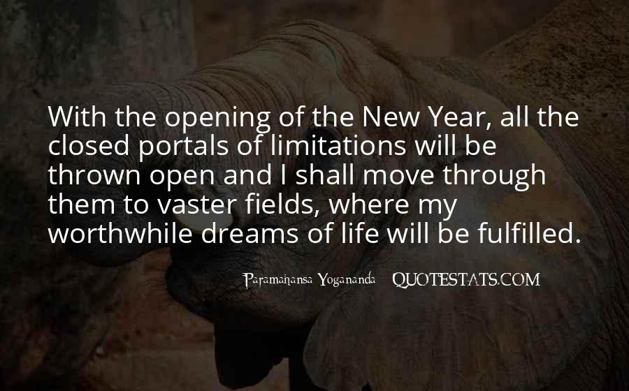 Quotes About Life And New Year #109457