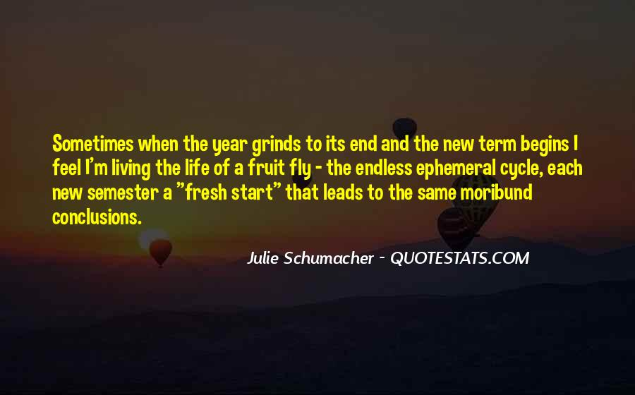 Quotes About Life And New Year #1358432