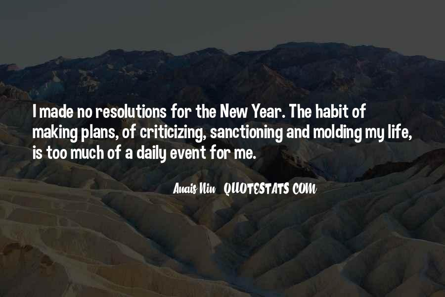 Quotes About Life And New Year #1526735