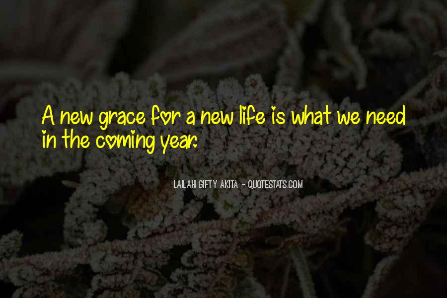 Quotes About Life And New Year #1527422