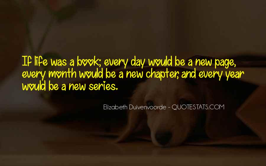 Quotes About Life And New Year #1651782