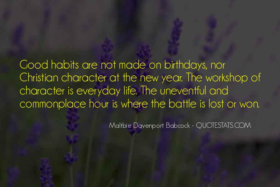 Quotes About Life And New Year #1712704