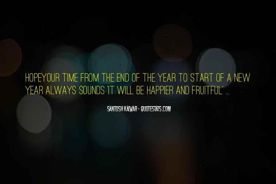 Quotes About Life And New Year #1770004