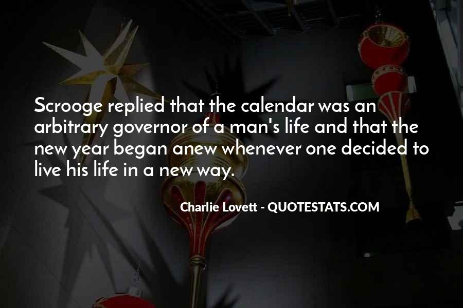 Quotes About Life And New Year #1809731
