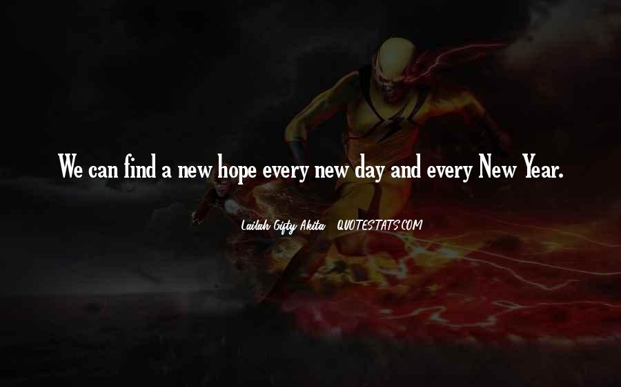 Quotes About Life And New Year #218733