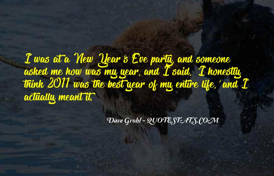 Quotes About Life And New Year #302758