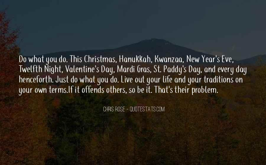 Quotes About Life And New Year #427635