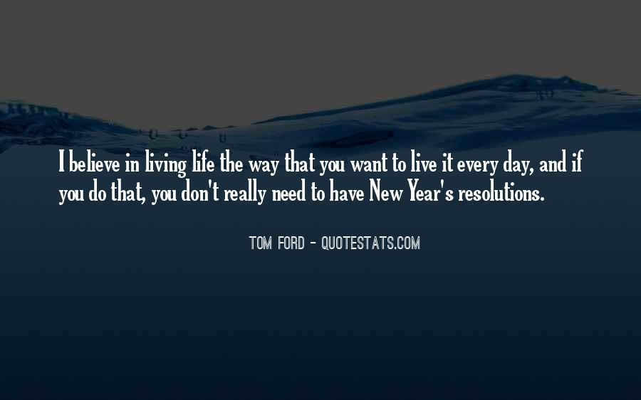 Quotes About Life And New Year #653663