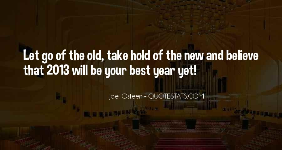 Quotes About Life And New Year #953995