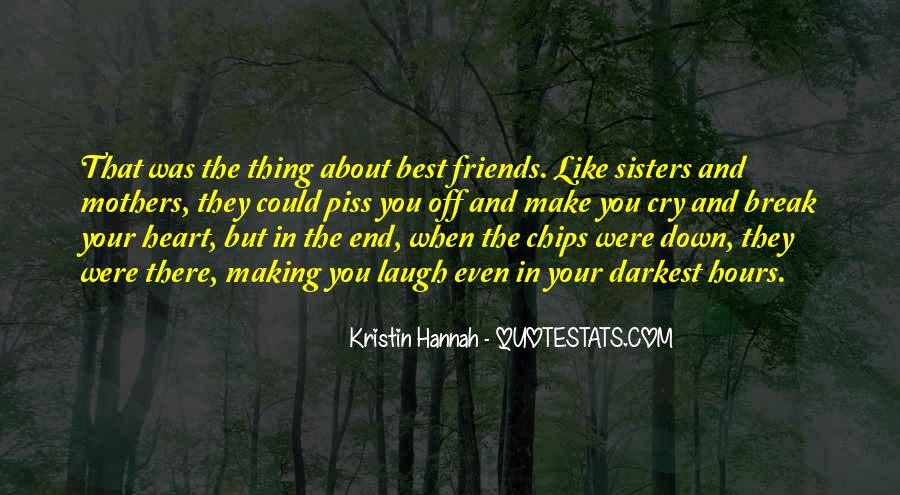 Quotes About Best Friends Like Sisters #745410