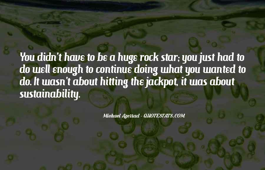 Quotes About Hitting The Jackpot #824365