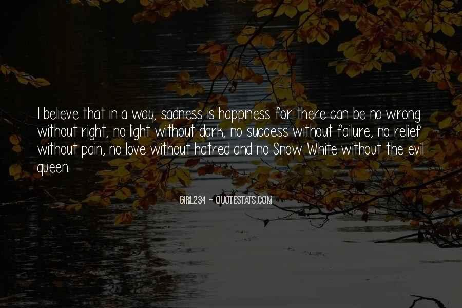 Quotes About Sadness And Pain #102228
