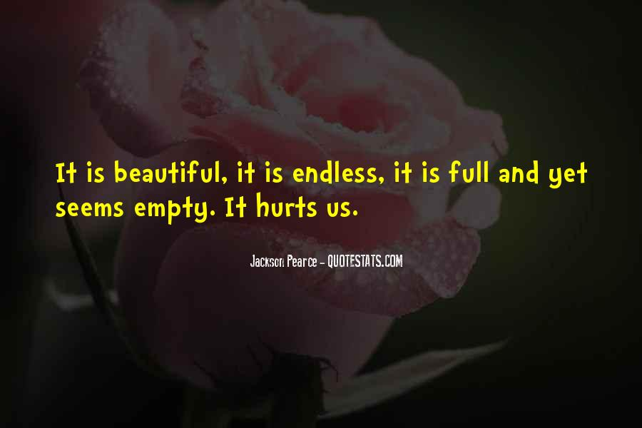Quotes About Sadness And Pain #296973
