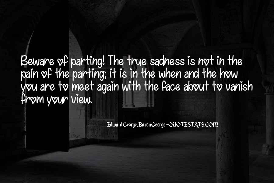 Quotes About Sadness And Pain #448892